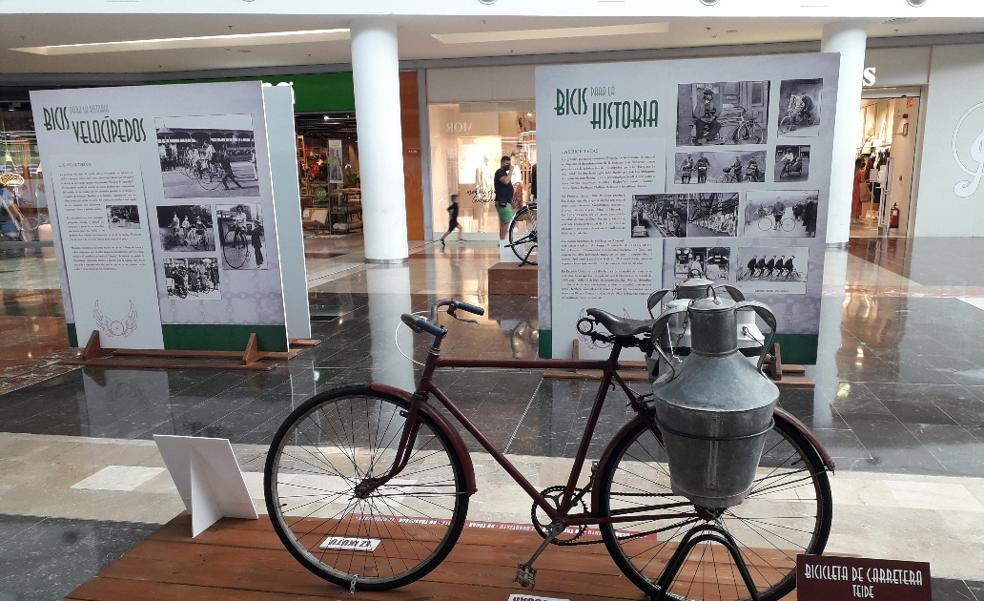 Ballonti rinde homenaje a la reina de la movilidad sostenible: la bicicleta